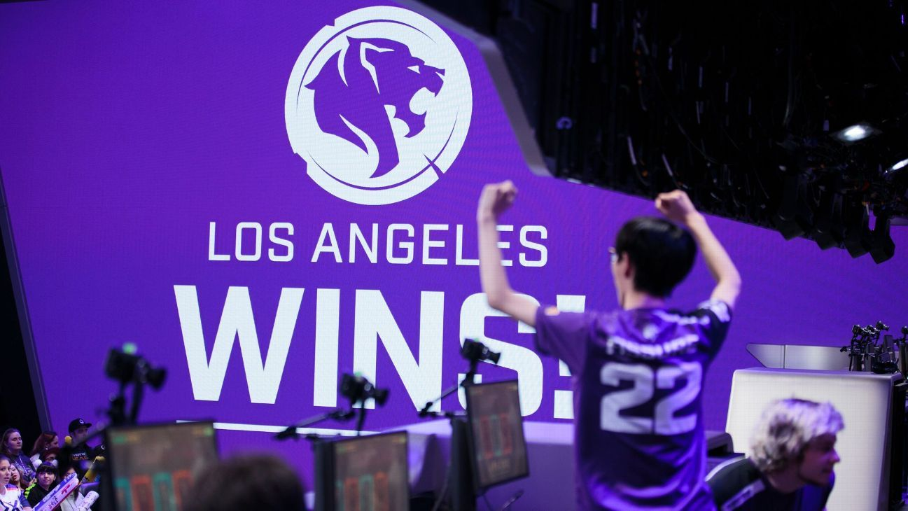 Kroenke Sports & Entertainment expands esports front office