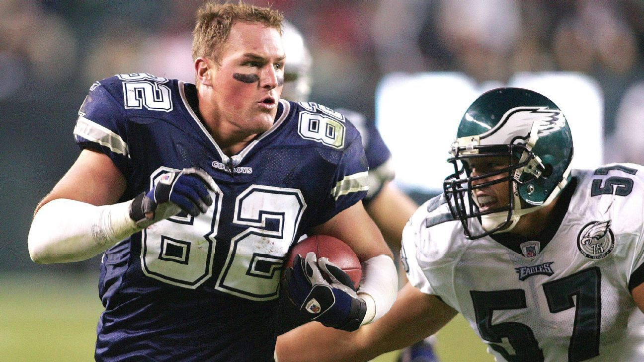 1e4d10ef71a Dallas Cowboys' Jason Witten will be remembered as all-time tough guy - NFL  Nation- ESPN