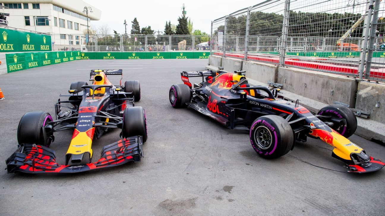 Talking points - Who was to blame for the Red Bull collision in