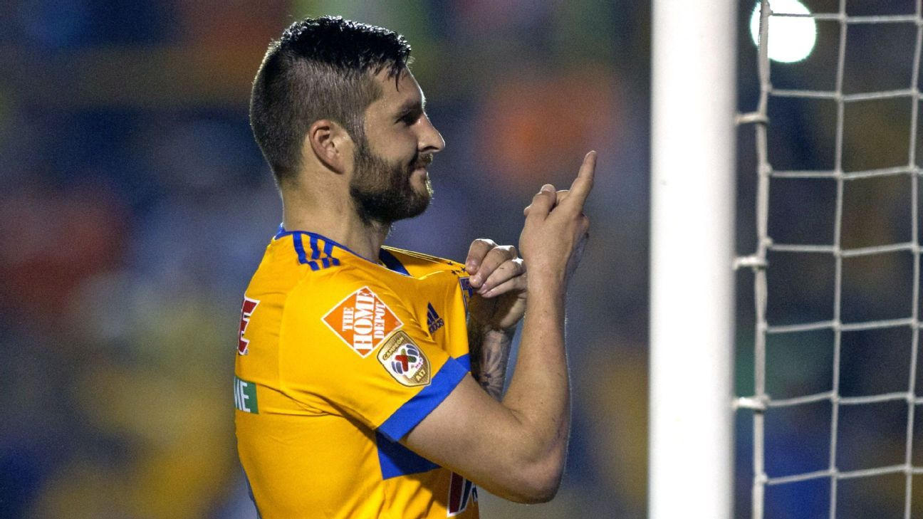 5d4349048ed Andre Pierre Gignac rejects Monaco offer to stay at Tigres
