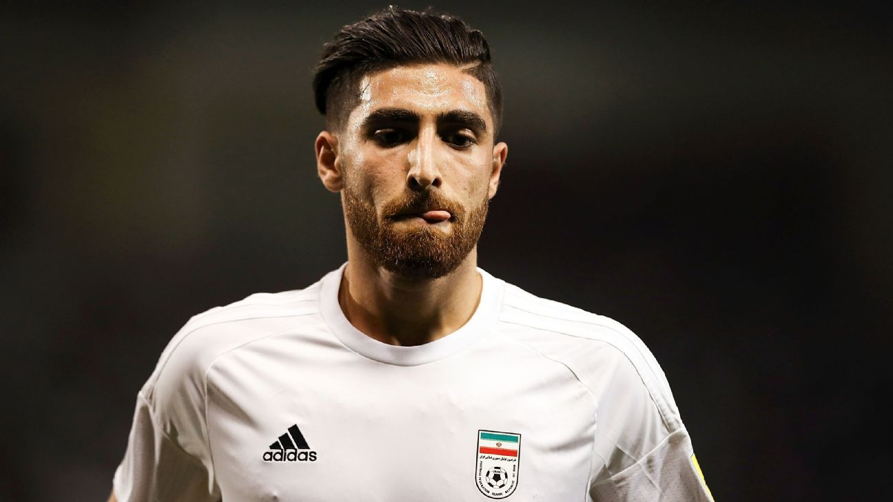 Iran need quality from Jahanbakhsh 2fbdae70a