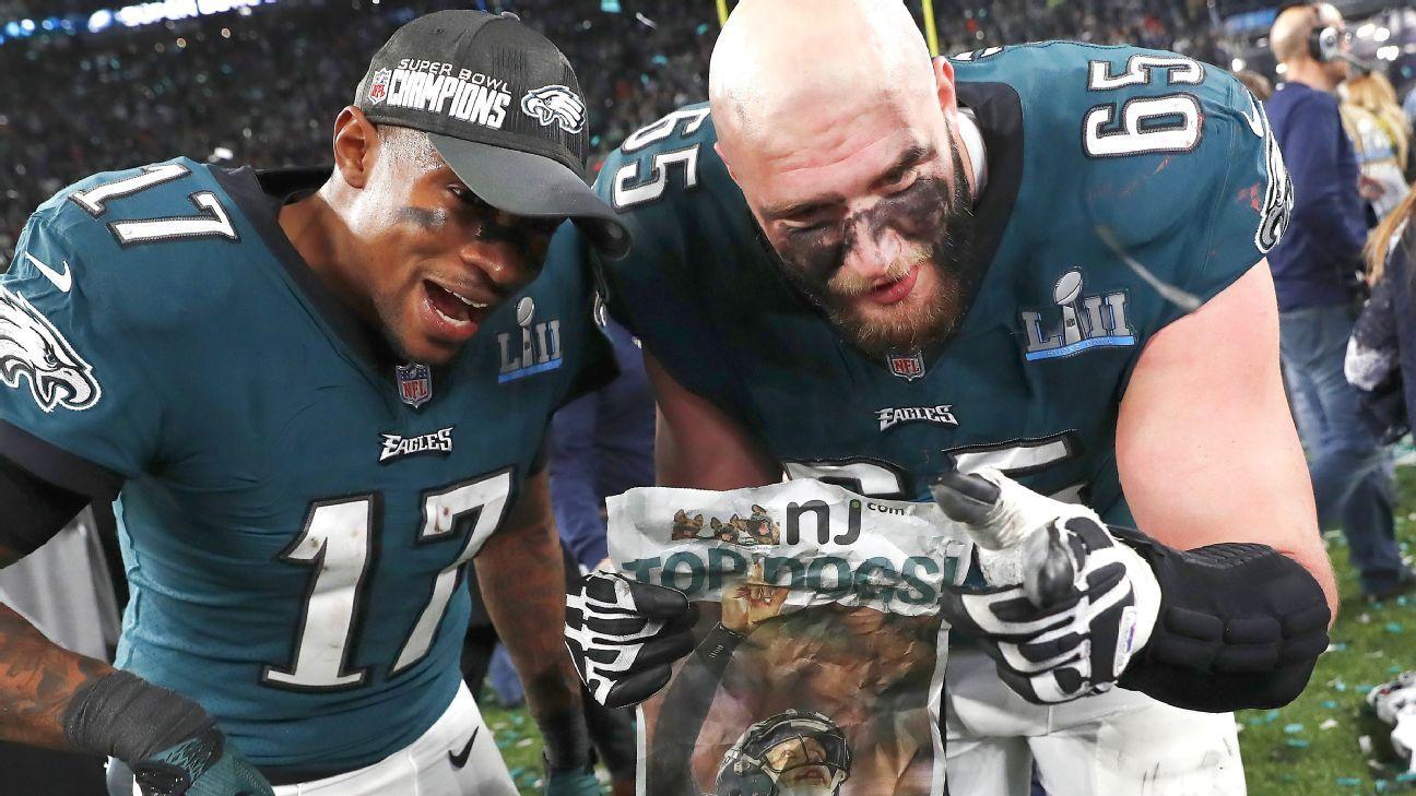6345bb24 Lane Johnson of Philadelphia Eagles fed up with New England Patriots'  arrogance