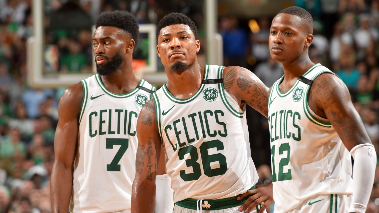 c29b18628b2c Boston Celtics not overly concerned about their poor playoff road record