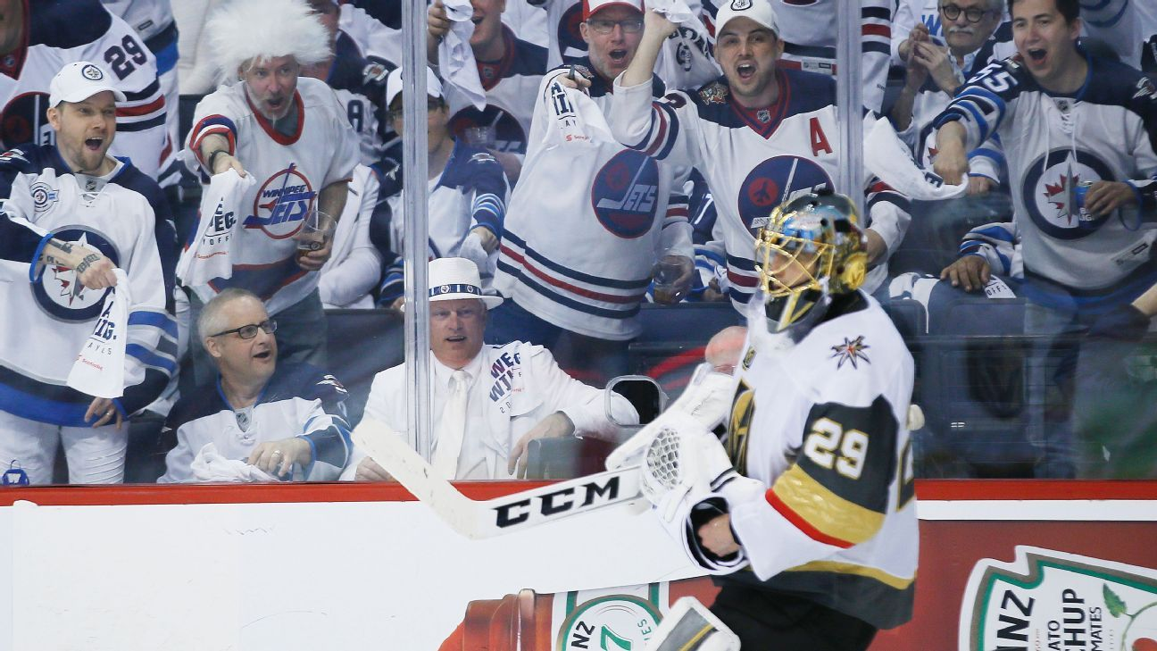 2018 Stanley Cup Playoffs - Weekly Reader - Why the Vegas Golden Knights  should be Canada s team - Plus Jersey Foul of the Week and much more f3a15c8c4