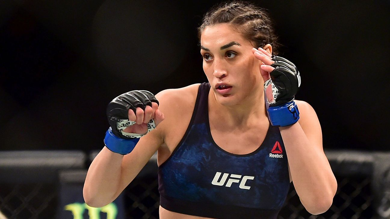 Tatiana Suarez medically cleared, plans move to flyweight in return