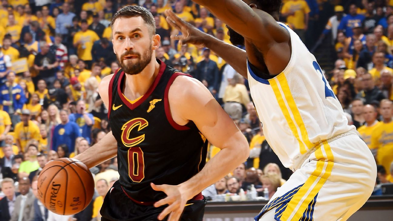1eb4f5009 Kevin Love of Cleveland Cavaliers won t face suspension for entering court  at end of Game 1