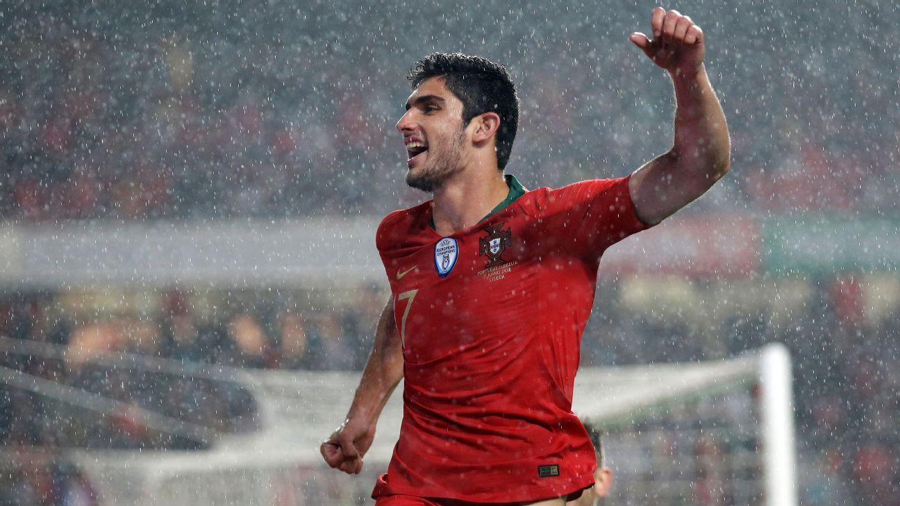 Portugal vs  Algeria - Football Match Summary - June 7, 2018