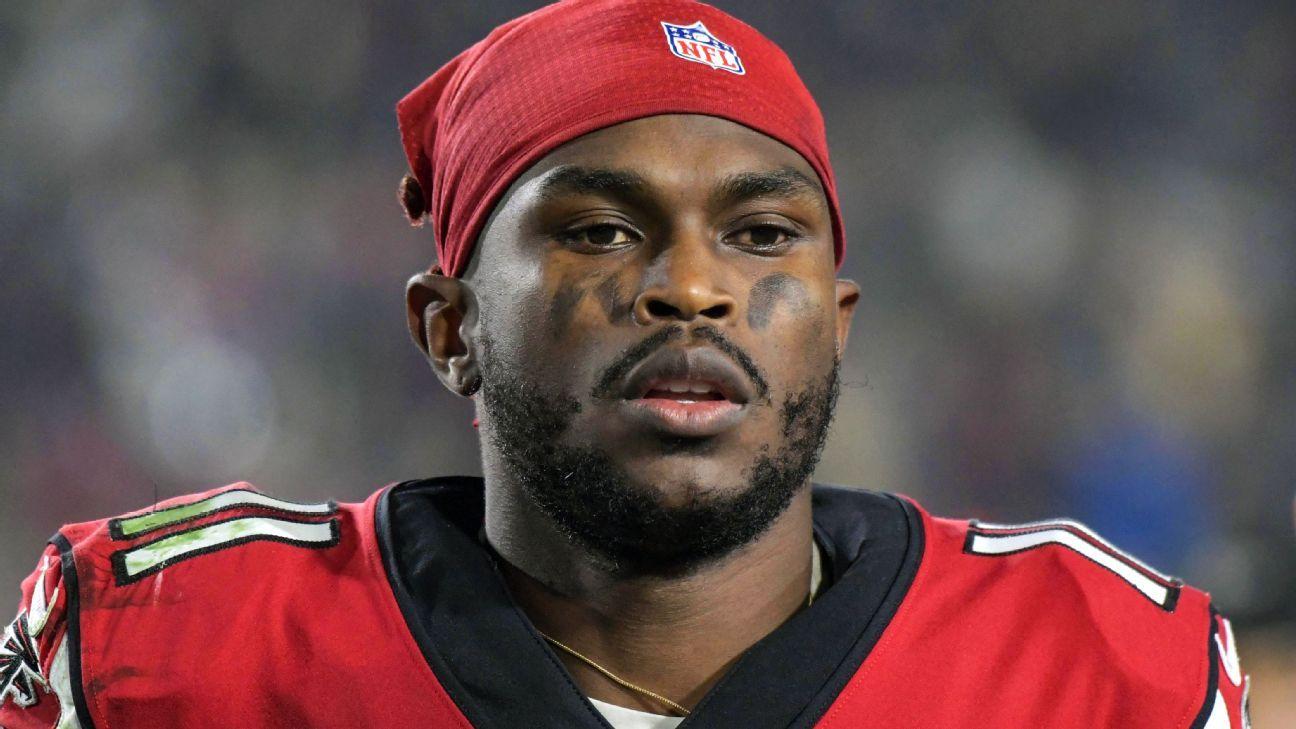 Atlanta Falcons won't give receiver Julio Jones a new ...  Julio