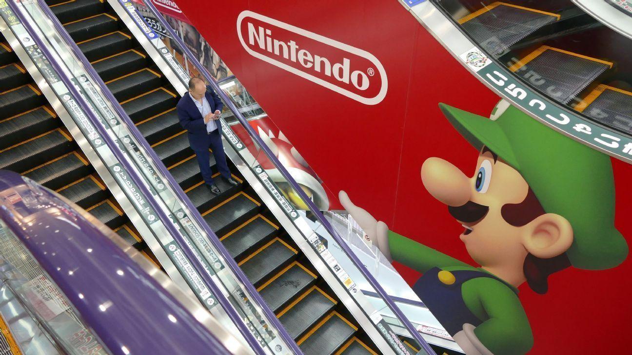 O que a Nintendo quer - e planeja - para os esports de seus jogos 471bd11874f