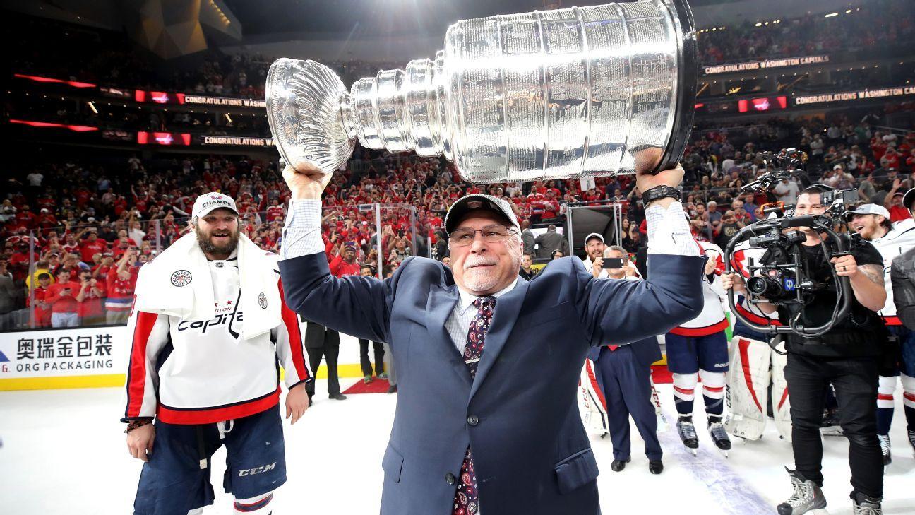 New York Islanders name Barry Trotz new head coach 90773b9cd