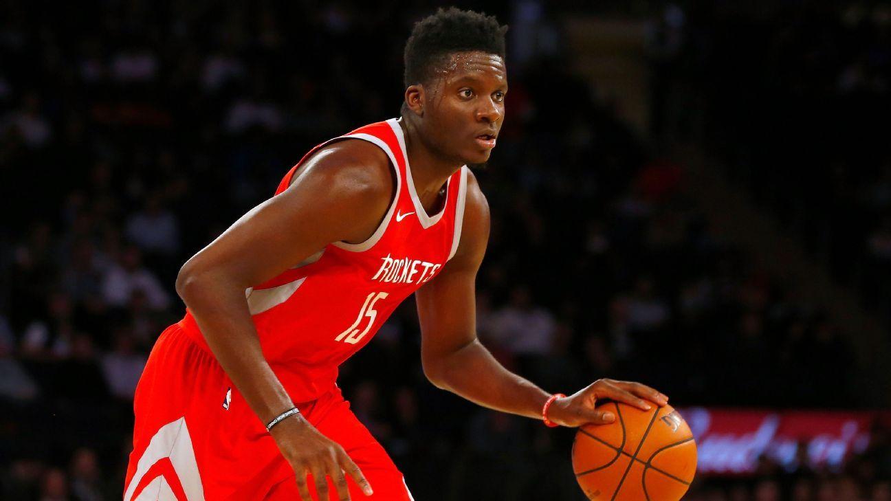 Houston Rockets extend Clint Capela 69402ece1
