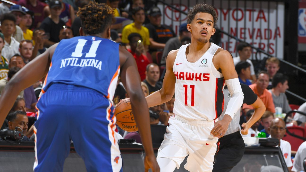 a252ba467edb Will Atlanta Hawks  Trae Young be a better passer than shooter in NBA