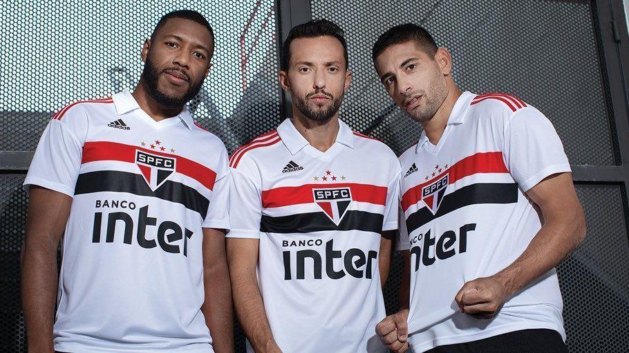 8a074add0a São Paulo e Adidas divulgam novos uniformes