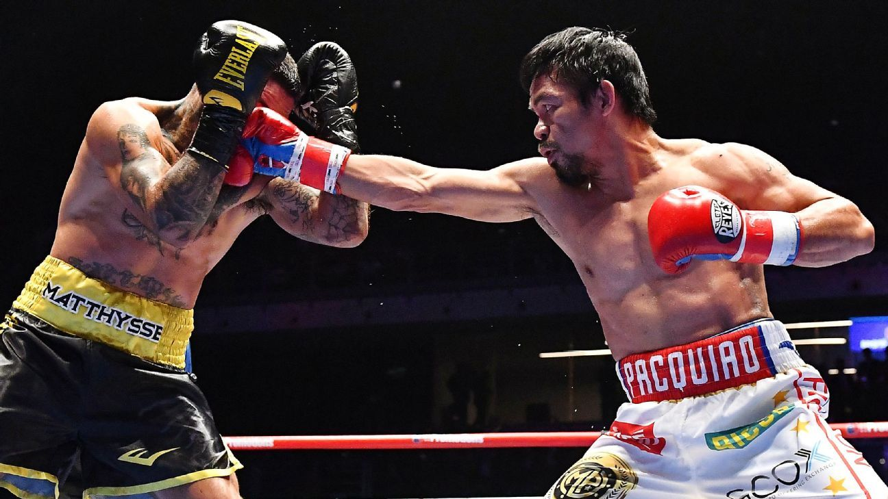 manny pacquiao ko s lucas matthysse in 7th round to claim wba