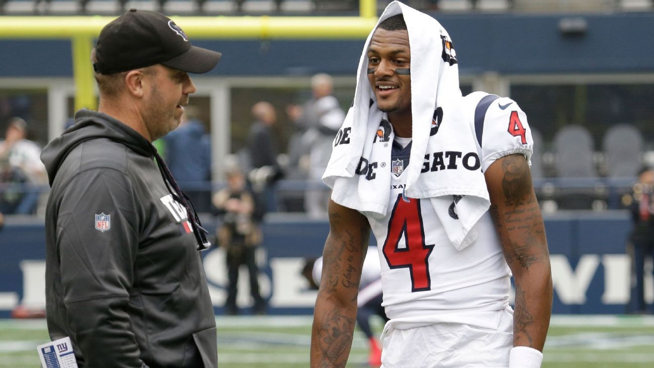 Relationships take Deshaun Watson from Clemson to megadeal with Houston Texans – ESPN
