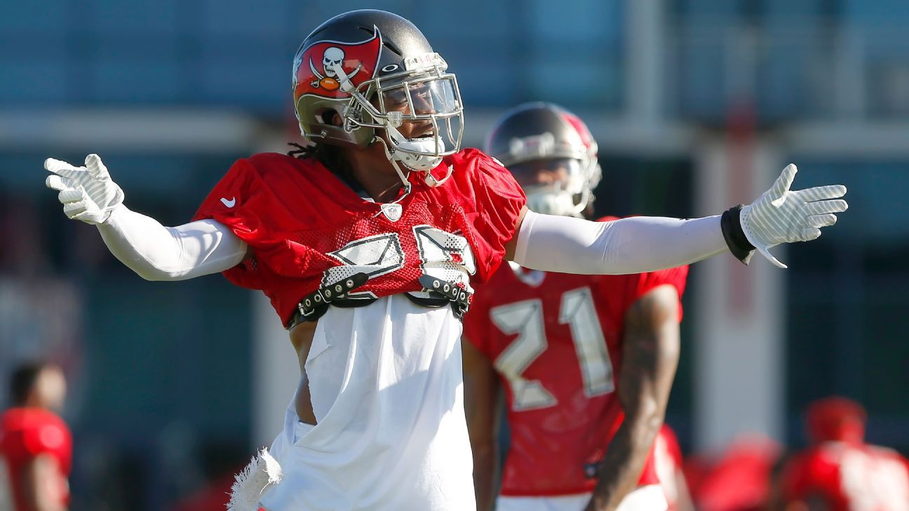 newest 6ec7b e7a12 Tampa Bay Bucs banking on scheme switch to propel Vernon ...