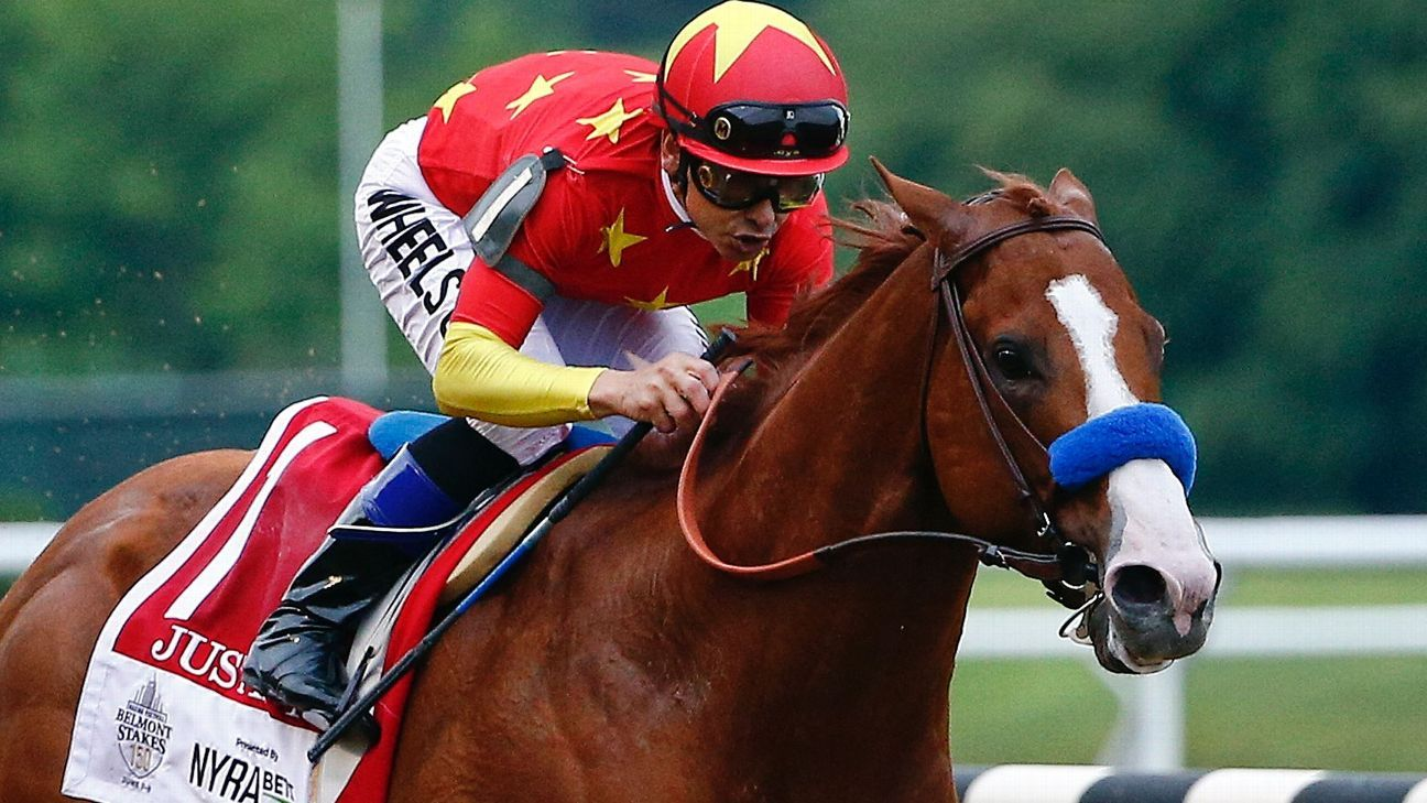 Baffert denies giving Justify a banned substance