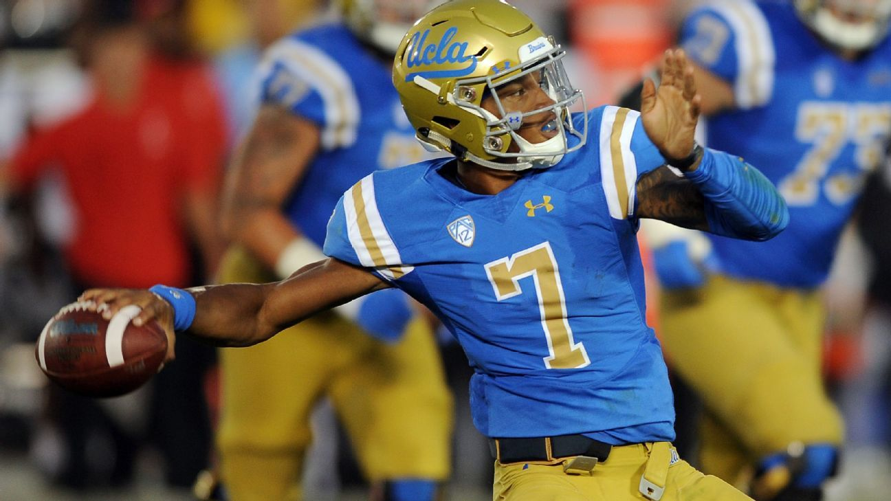 Dad of UCLA QB Dorian Thompson-Robinson criticizes Chip Kelly