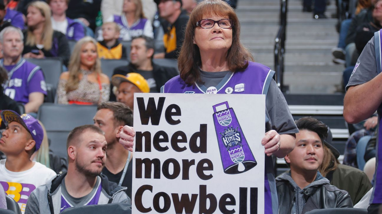 Ranking the most miserable fan bases in the NBA
