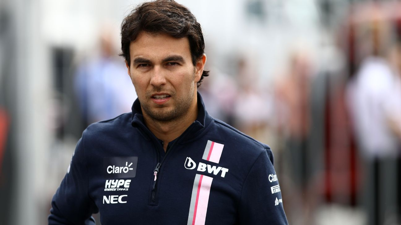 Perez to stay in F1 until 2022 with Racing Point