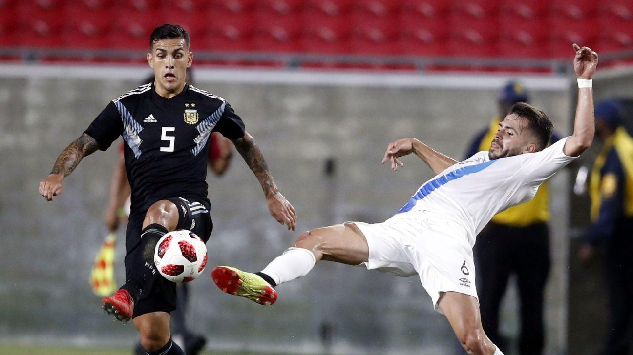 Argentina vs  Guatemala - Resumen de Juego - 7 septiembre