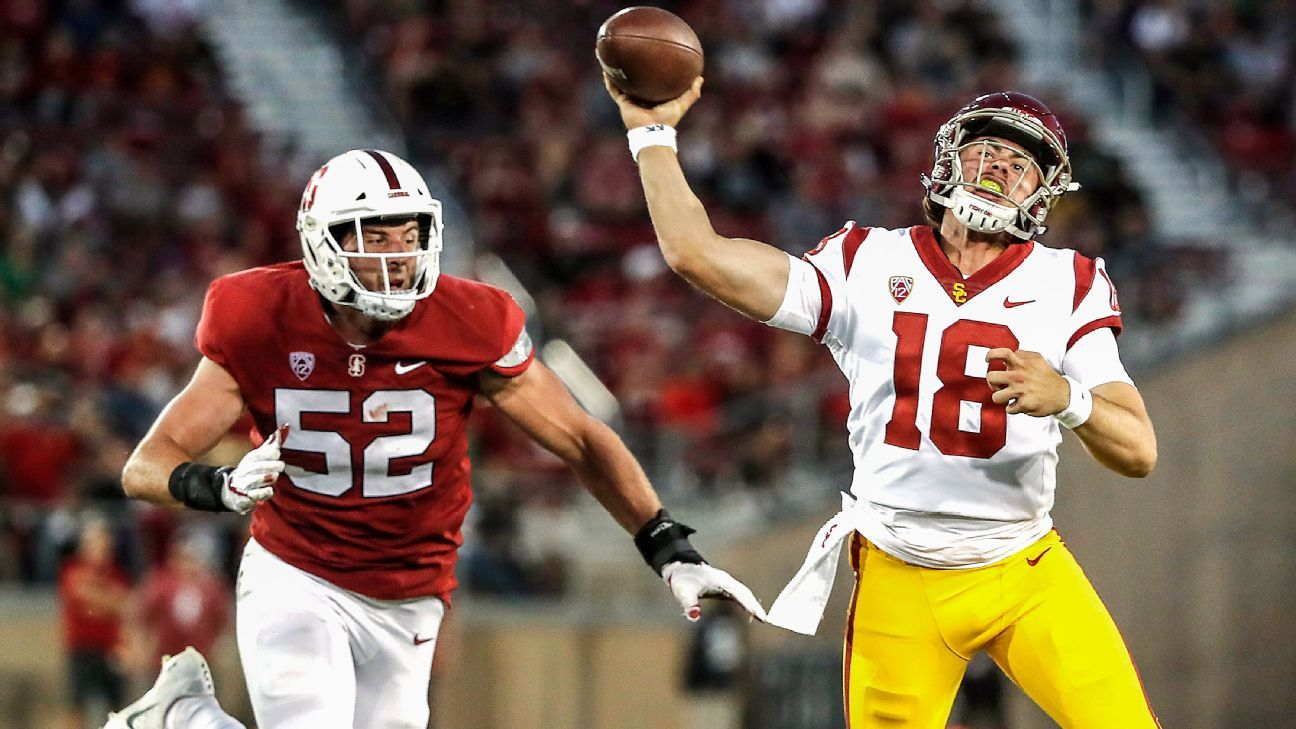The Trojans' fan base is unhappy, the upcoming schedule is brutal, and there's uncertainty if JT Daniels is the answer at QB.
