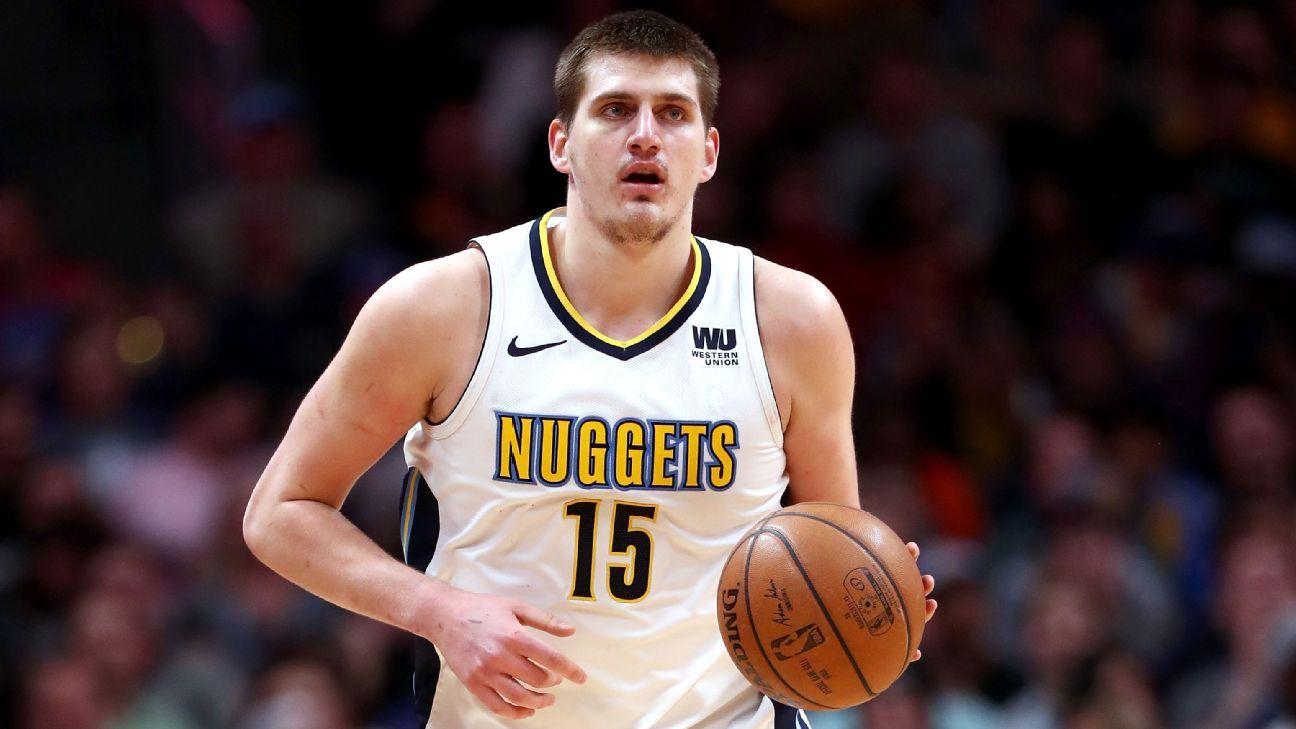 Nikola Jokic Of Denver Nuggets Fined 25k For Postgame Comments