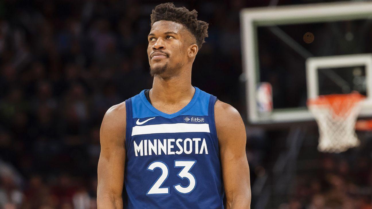 6307e7b05bd Zach Lowe on trade market for Minnesota Timberwolves Jimmy Butler