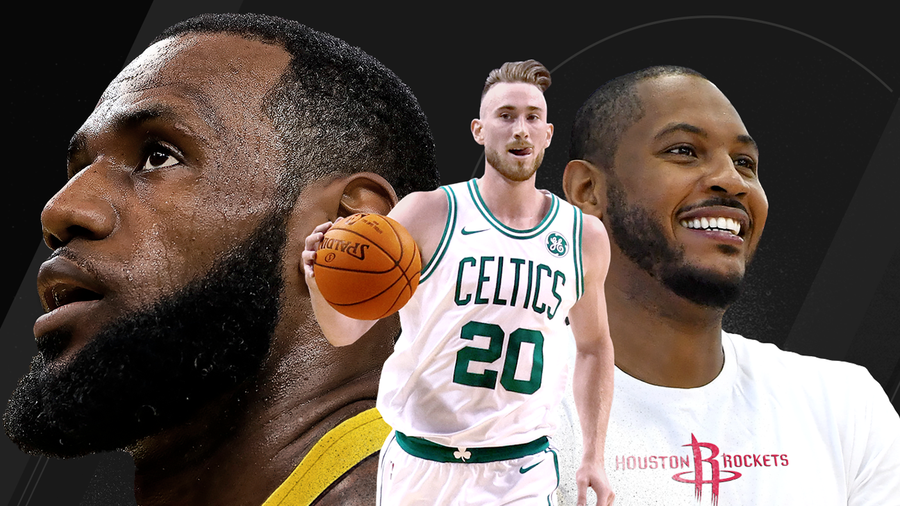 NBA Power Rankings - Training camp questions for all 30 teams d104214e8