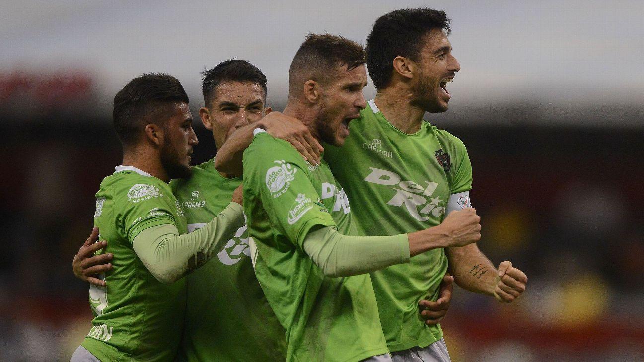 0d3f8f1c0 América vs. FC Juarez - Reporte del Partido - 25 septiembre, 2018 - ESPN