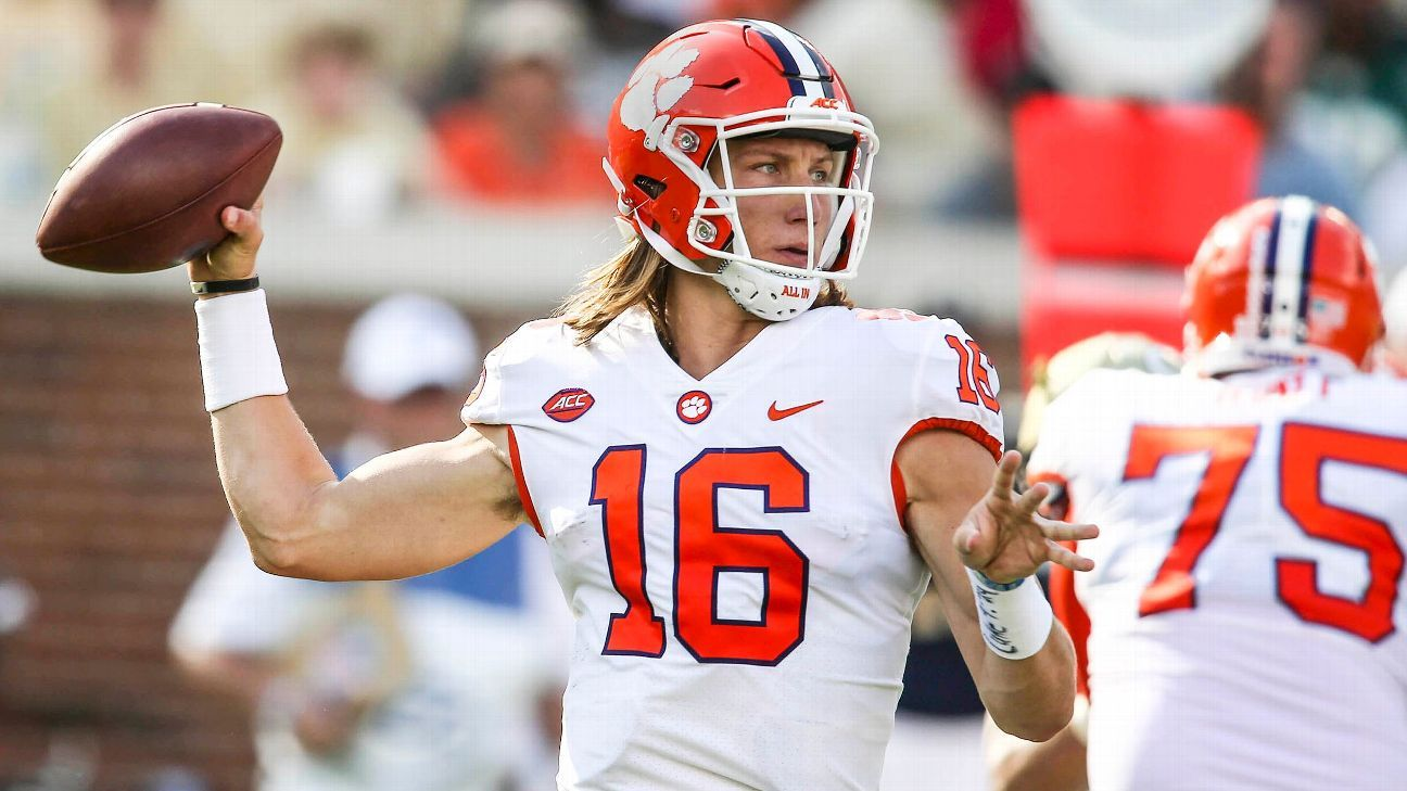 Clemson Alabama influence change quarterback
