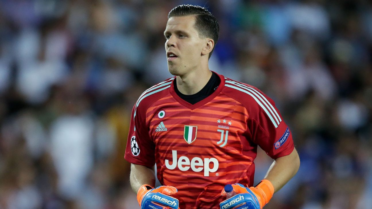 b3c7afd14 Wojciech Szczesny  Napoli are Juventus  biggest challengers - but our  defence can cope