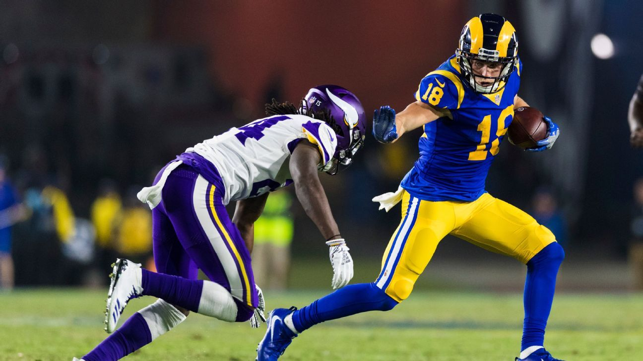 Los Angeles Rams Offense Slow To Adapt Without Injured Cooper Kupp Nfl Nation Espn