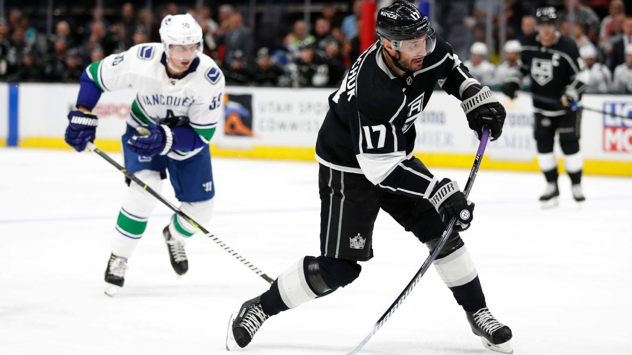 NHL - Los Angeles Kings 2018-19 season preview, rankings