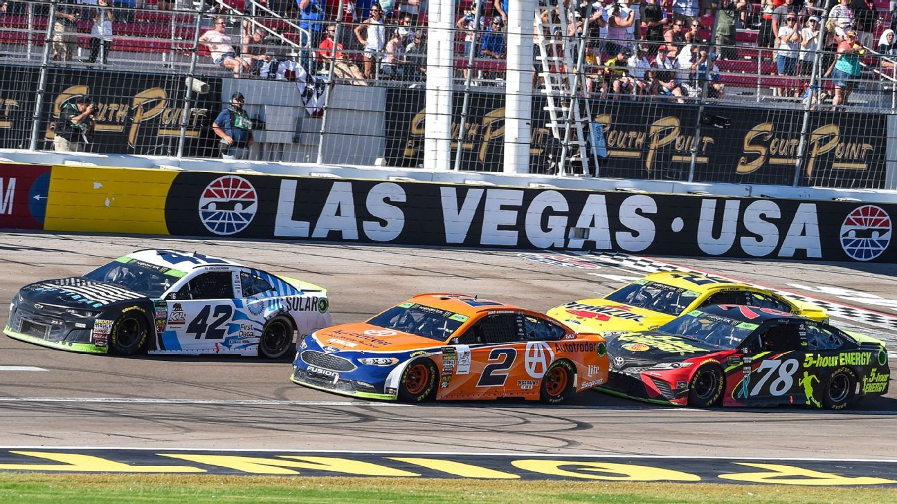 What to expect from NASCAR's new rules package for 2019 ...