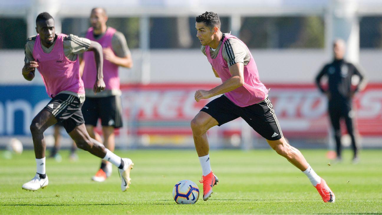 Cristiano vuelve a la Serie A be5e3531d0c