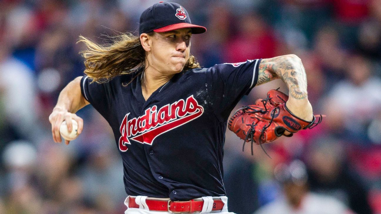 Indians' Clevinger out 6-8 weeks after surgery