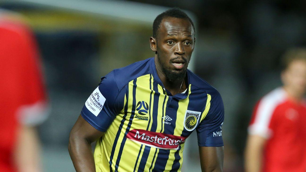 Usain Bolt  star power  amazing for A-League 34f80fcf0a