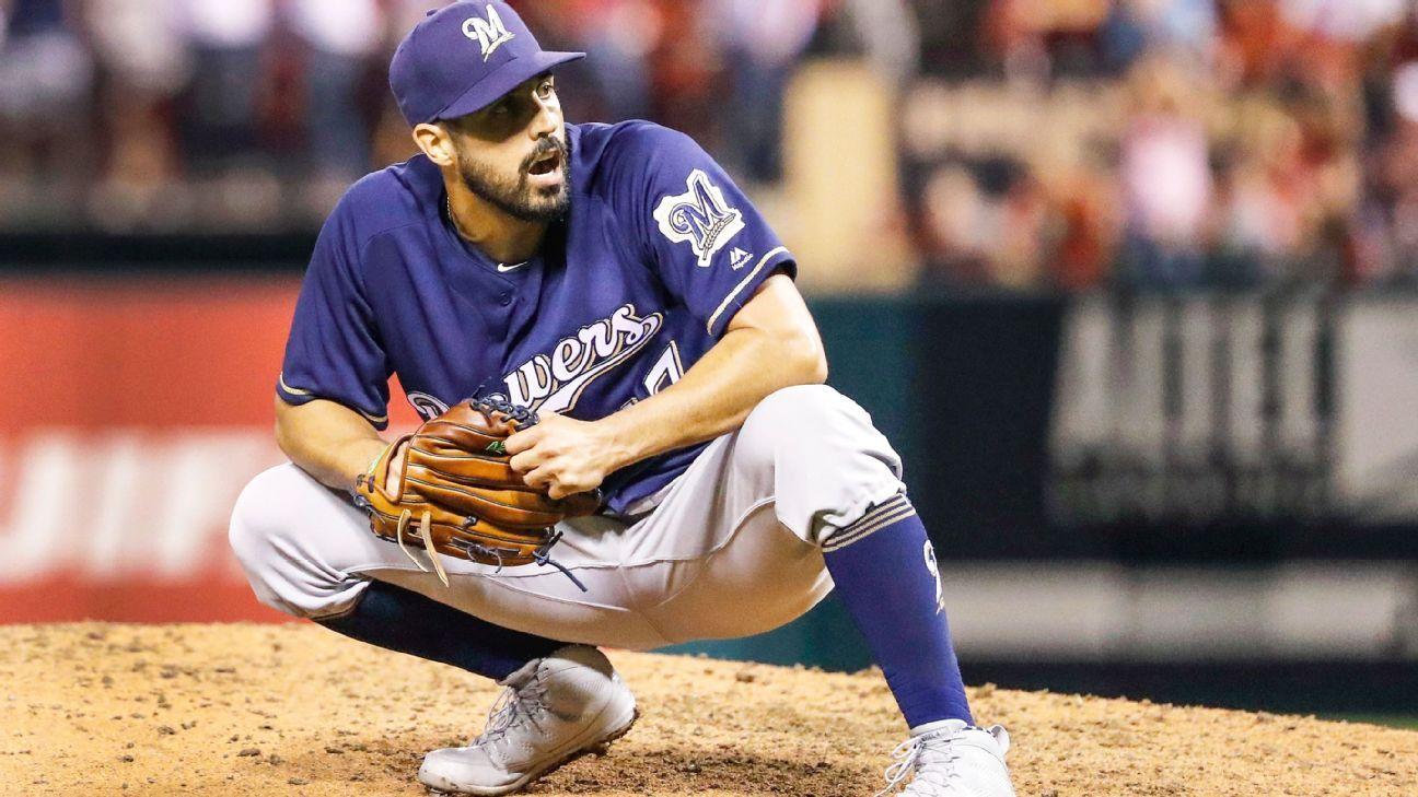 Source: Pitching-thin Brewers add Gio Gonzalez