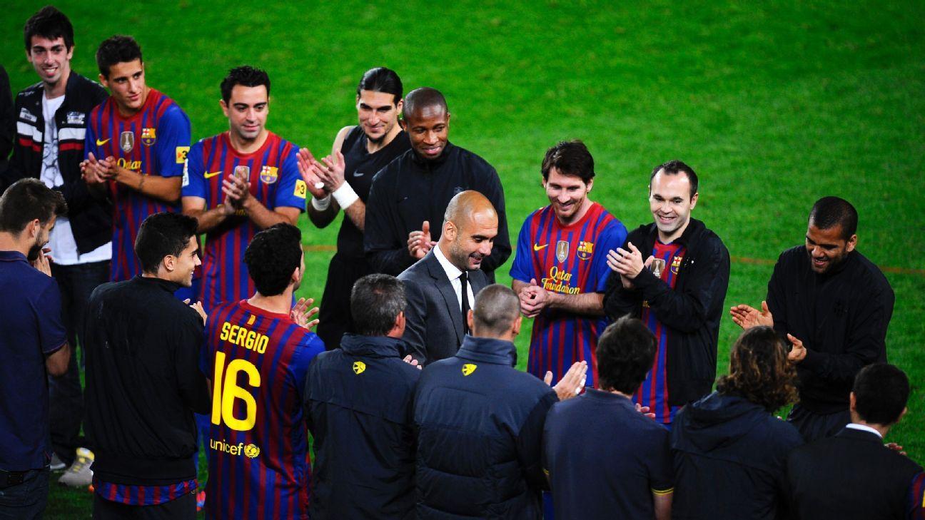Guardiola y Barcelona  Un reencuentro imposible c74919fa95b