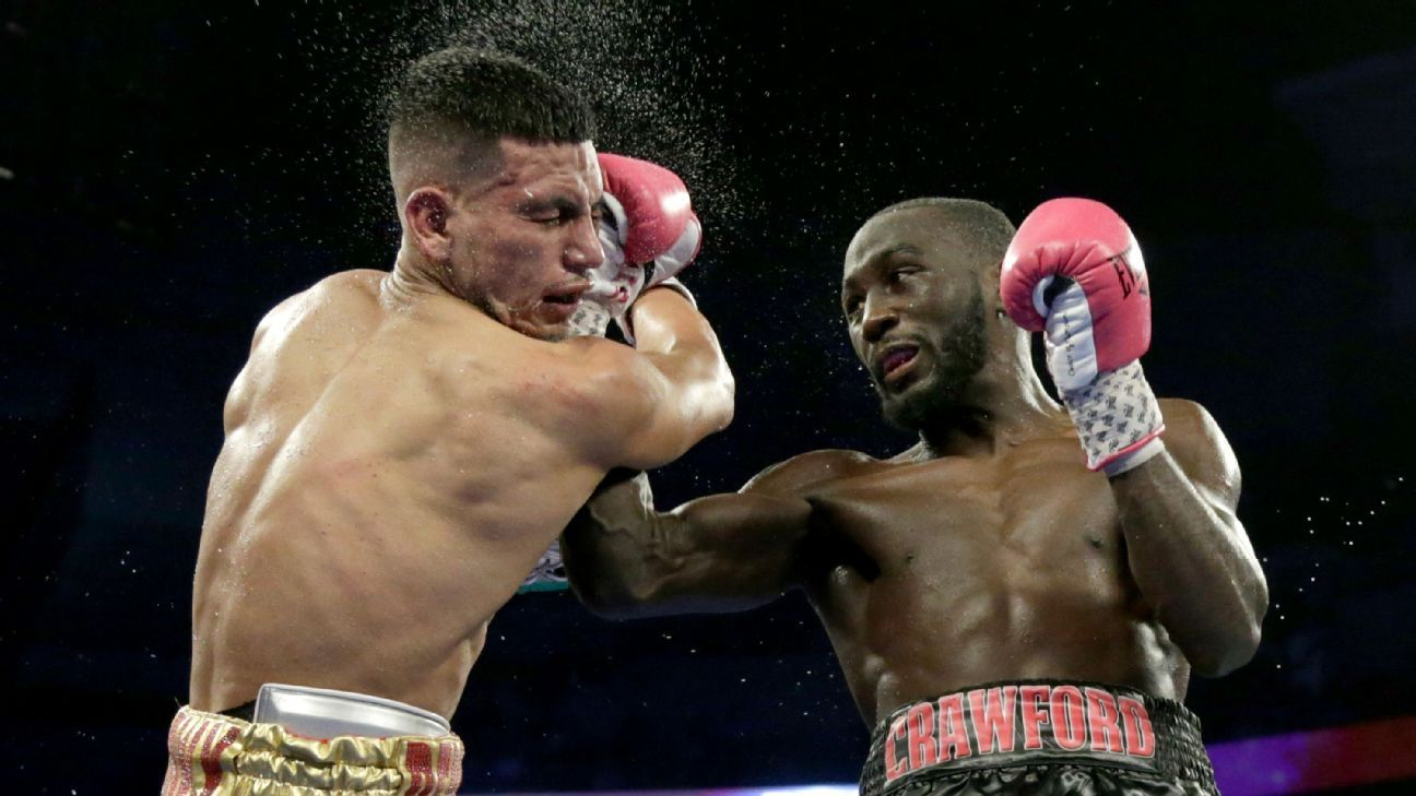 The fight to make Terence Crawford-Errol Spence Jr happen, World