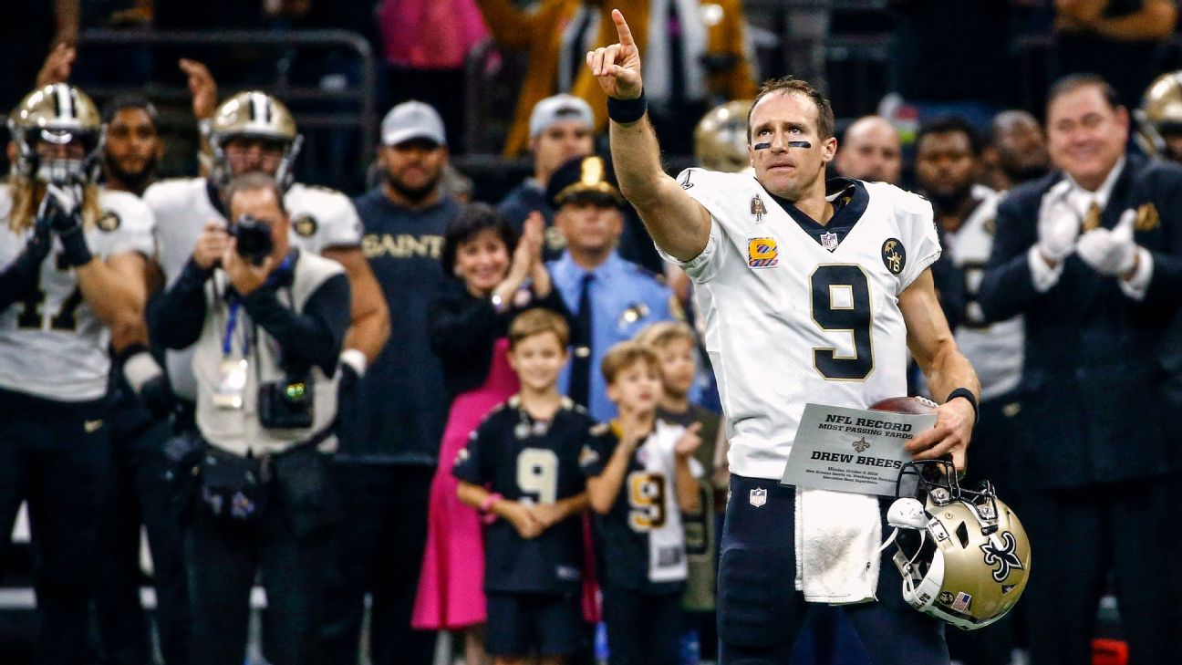 Predicting NFL s next record-breakers - Passing yards 23e30f578