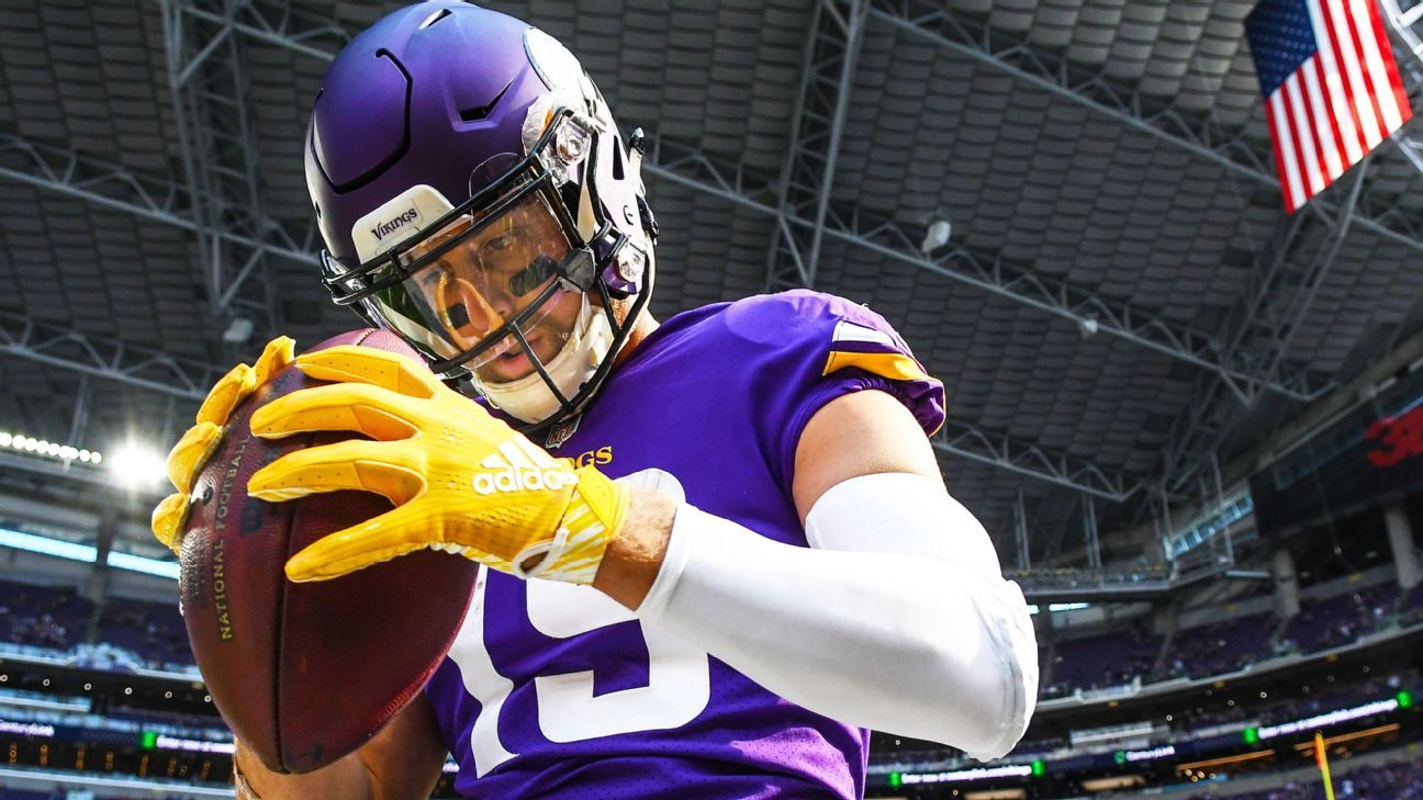 abce57be Finding Adam Thielen: How Minnesota Vikings discovered star at ...