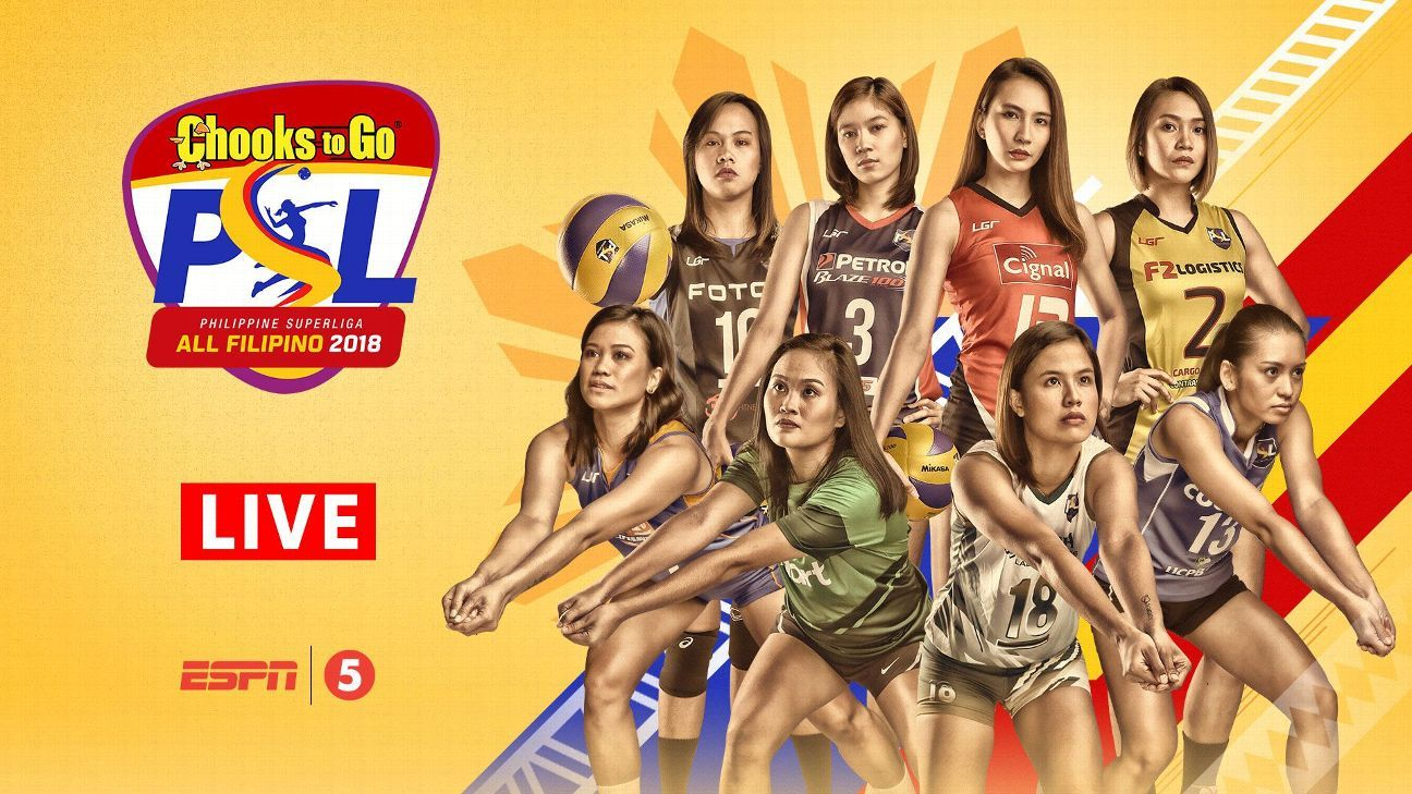 2018 PSL All-Filipino Conference
