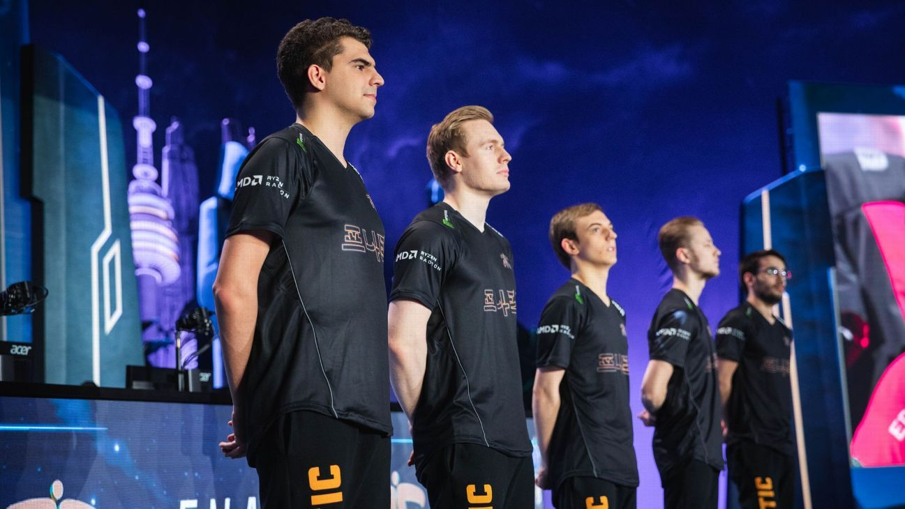 Fnatic s Bwipo embraces sixth-man role at League of Legends World  Championship c61a2d473