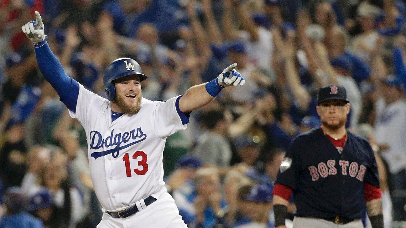 df9b09f4f4ec8 Los Angeles Dodgers win Game 3