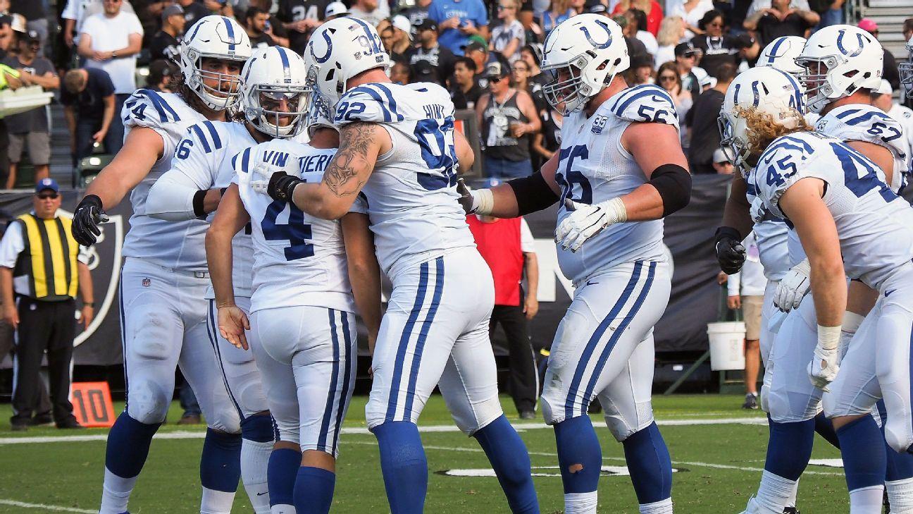 212ef9472 Adam Vinatieri adds all-time scoring mark to  greatest  resumé -  Indianapolis Colts Blog- ESPN
