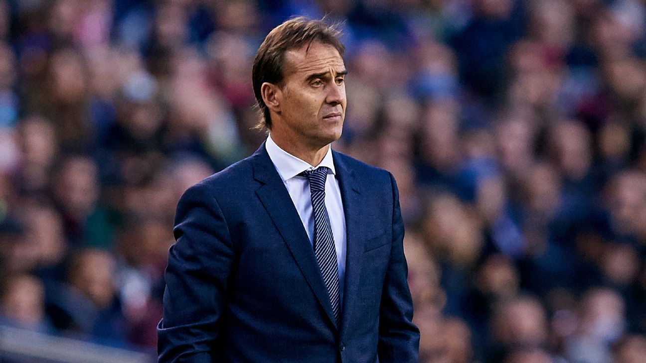 Lopetegui appointed new Sevilla coach