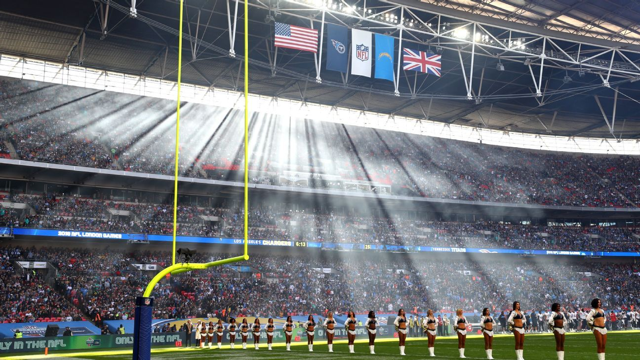 a6d857553 How close is London to getting an NFL franchise