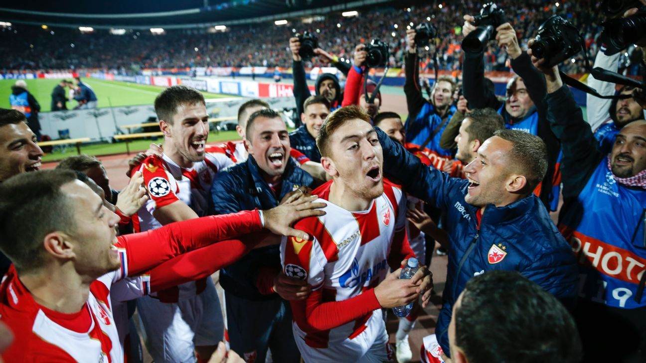 Red Star S Upset Of Liverpool A Reminder Of What Football border=